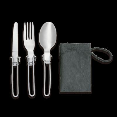 Σετ μαχαίρι-κουτάλι-πιρούνι Albainox