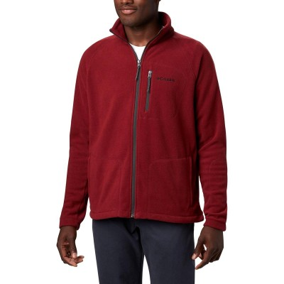 ΖΑΚΕΤΑ COLUMBIA FAST TREK™ II FULL ZIP FLEECE - ΜΠΟΡΝΤΟ
