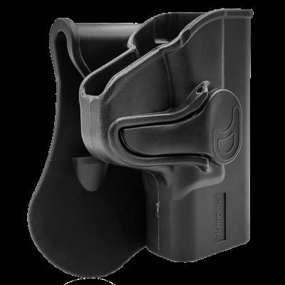 """ΘΗΚΗ ΠΙΣΤΟΛΙΟΥ AMOMAX, Smith & Wesson M&P Shield .40 3.1"""", 9mm 3.1"""""""