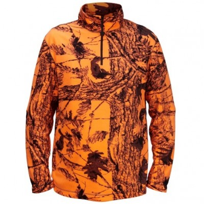 ΜΠΛΟΥΖΑ GAMO BENASQUE FLEECE ORANGE