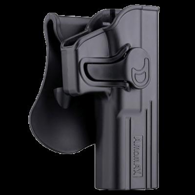 ΘΗΚΗ ΠΙΣΤΟΛΙΟΥ AMOMAX, CZ75D Compact, Taurus 24/7 - Black