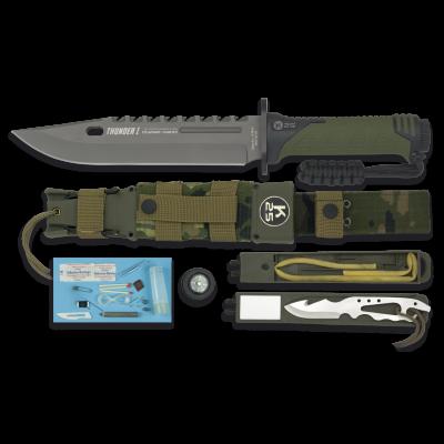 ΜΑΧΑΙΡΙ K25, Tactical Knife, THUNDER I - SERIE ENERGY, Πράσινο