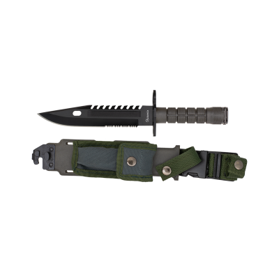 ΜΑΧΑΙΡΙ ALBAINOX, Survival Knife, Grey, 32444