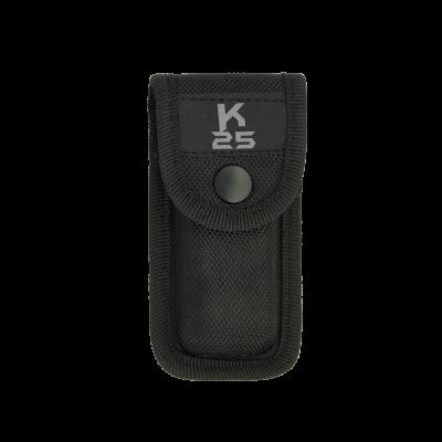 ΘΗΚΗ ΣΟΥΓΙΑ K25, BLACK, 6.5 x 12 cm