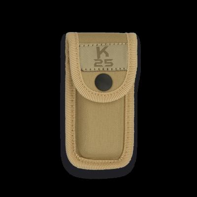 ΘΗΚΗ ΣΟΥΓΙΑ K25, TAN, 6.5 cm x 12 cm, 34692