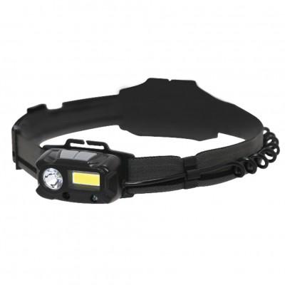 Φακός Κεφαλής Sensor COB + XPE