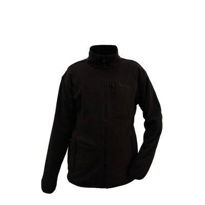 ΤΖΑΚΕΤ PINEWOOD FINNVEDEN FLEECE 5065 ΜΑΥΡΟ