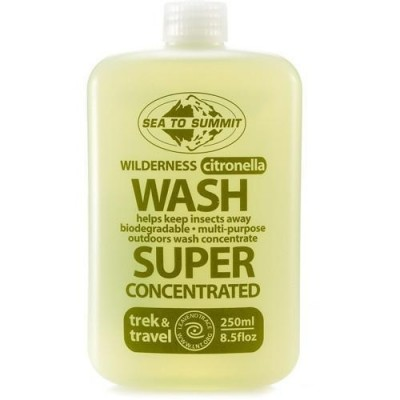 WILDERNESS WASH WITH CITRONELLA 250ML/8.5OZ