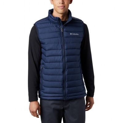 ΓΙΛΕΚΟ COLUMBIA POWDER LITE™ VEST - ΜΠΛΕ