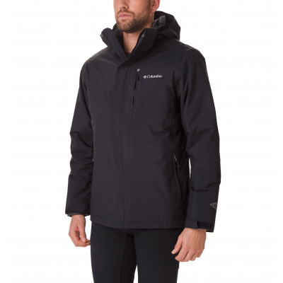 ΜΠΟΥΦΑΝ COLUMBIA ELEMENT BLOCKER™ II INTERCHANGE JACKET - ΜΑΥΡΟ