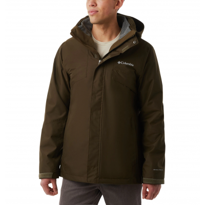 ΜΠΟΥΦΑΝ COLUMBIA BUGABOO™ II FLEECE INTERCHANGE JACKET - ΧΑΚΙ